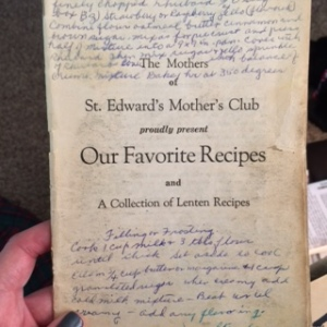old cookbook 2