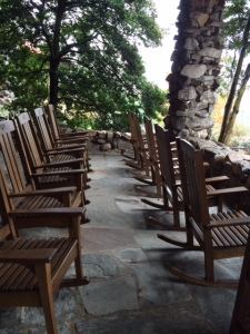 GPI 7 rocking chairs