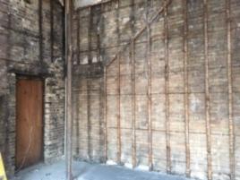 exposing the brick walls