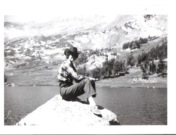 Betty, cowgirl mountain lake (2)
